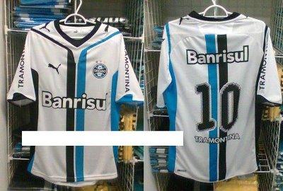 Camisa 2 - Grêmio - Hipótese - 2009