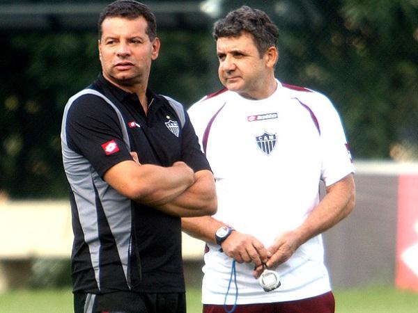 Foto: Bruno Cantini/Divulgação - Celso Roth e Beto Ferreira