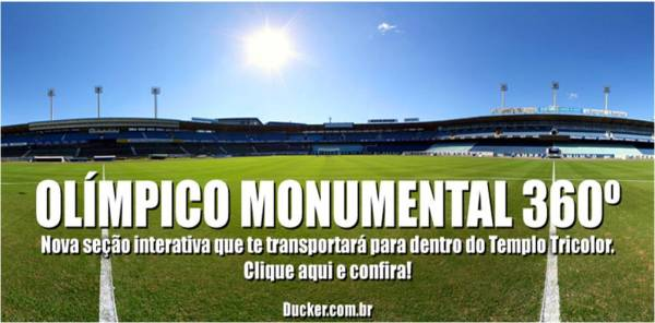 Olímpico Monumental 360/