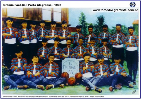 Equipe Gremio 1903