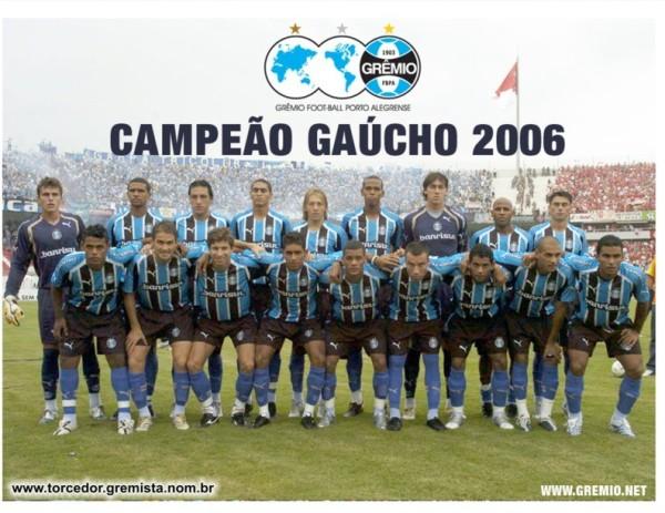Equipe Gremio 2006