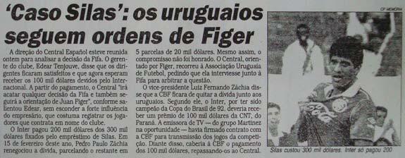 Correio do Povo de 18/05/1995