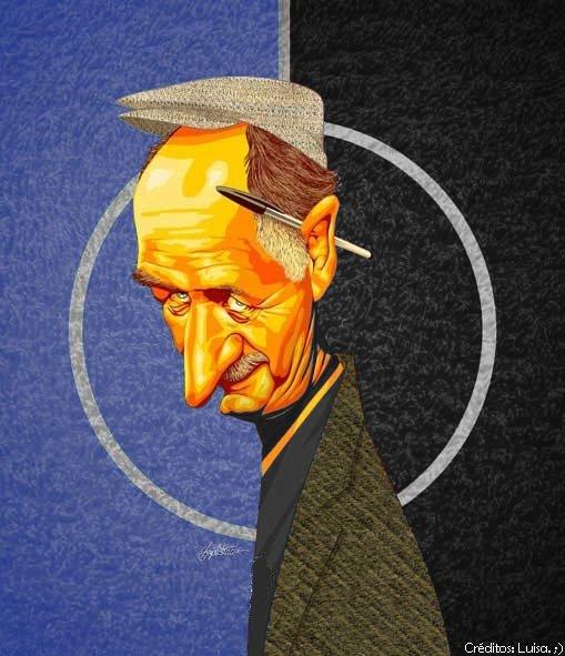 Ilustração original: Baptistão