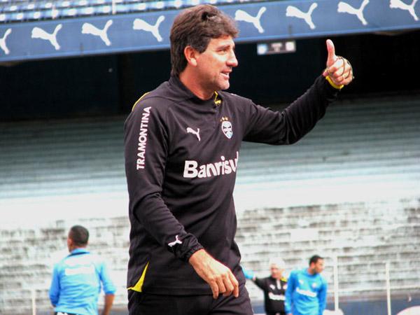 Renato deu outra cara ao time do Grêmio. Foto: Tatiana Lopes