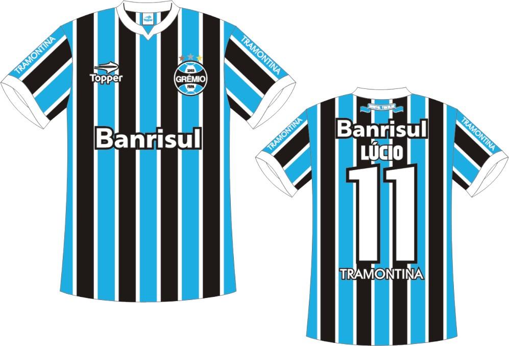 Mais desenhos da camisa Grêmio-Topper  f821b31a71f5b