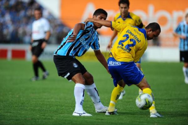 William Magrão abriu o placar na Boca do Lobo - Foto: Cristiano Estrela/CP
